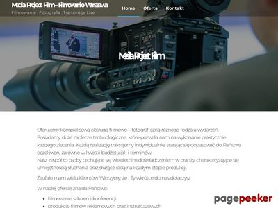 Media Project Film - wideofilmowanie Warszawa