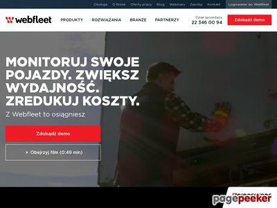 Śledzenie pojazdów - Finder.pl