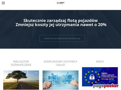 Monitoring pojazdów gps - Finder.pl