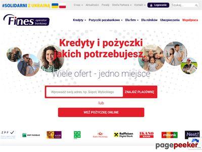 Fines - pożyczka dla firm