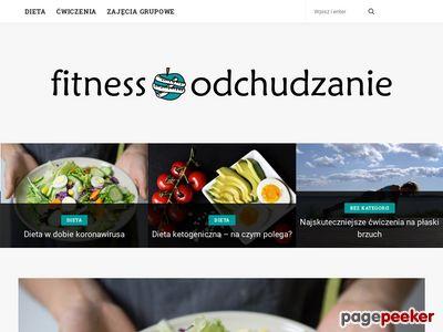 Fitness - ćwiczenia i diety odchudzające