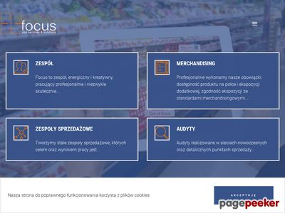 Focus - pomiar jakości obsługi konsumenta