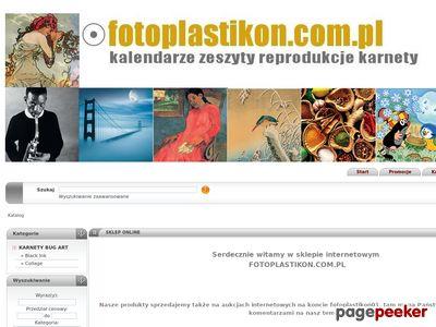 Kalendarze - Fotoplastikon