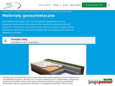 Geosyntetyki Fram Geo