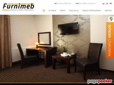 Furnimeb - producent mebli hotelowych