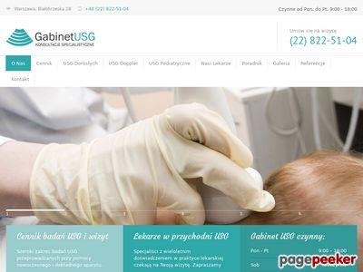Prywatna Przychodnia Lekarska - Gabinet USG