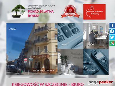 ROSZKOWSKA-GALANT księgowość szczecin