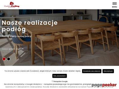 Deski podłogowe Warszawa