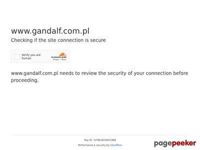Księgarnia Gandalf.com.pl