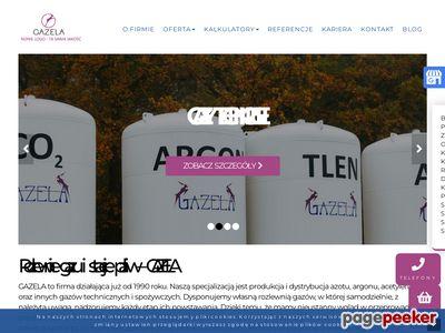 Akcesoria gazowe
