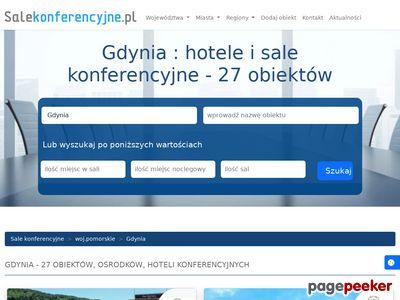 Sale konferencyjne Gdynia