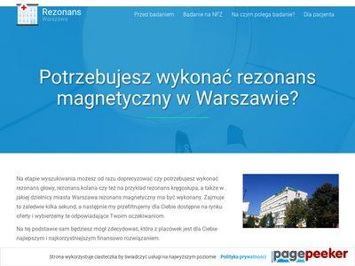 Rezonans magnetyczny w Polsce
