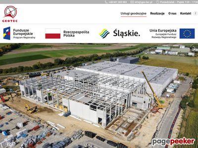 Geotec - usługi geodezyjno-kartograficzne