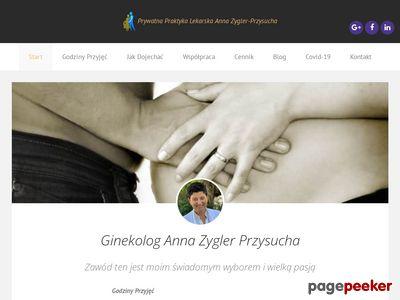 Ginekolog Pruszków