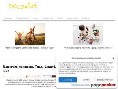 Kosmetyki naturalne dla dzieci - GoldKids.pl