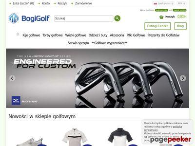 GolfAM - portal golfowy