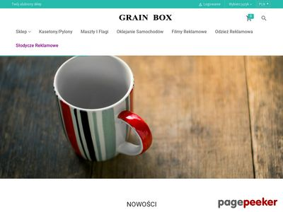 Home - GRAIN BOX