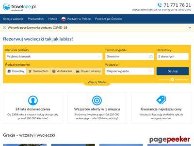 Grecja.com.pl - wybierz najlepszą ofertę wczasów i spędź wakacje życia do Grecji