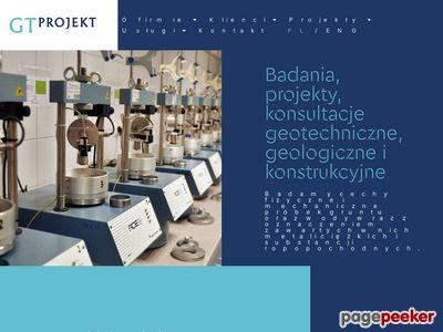 Geotechnika Poznań