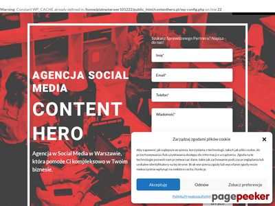 hero media - agencja kreatywna - agencja hero media