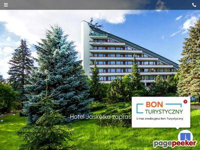 Hotel w Ustroniu Jaskółka - Zapraszamy!