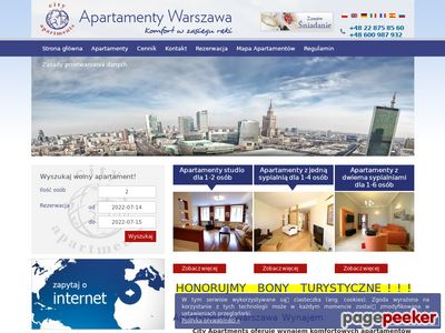 Warszawa Apartamenty