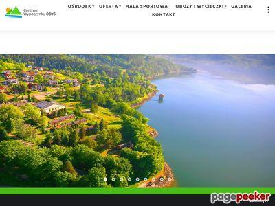 Hotelik ODYS Tresna