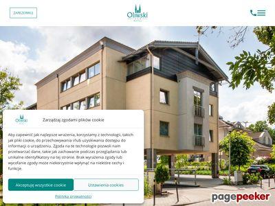 Hotel Oliwski - hoteloliwski.pl