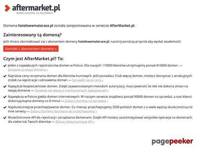 Najciekwaszy portal wielobranżowy hotelowematerace.pl