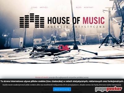 House-of-music.pl - WESELA
