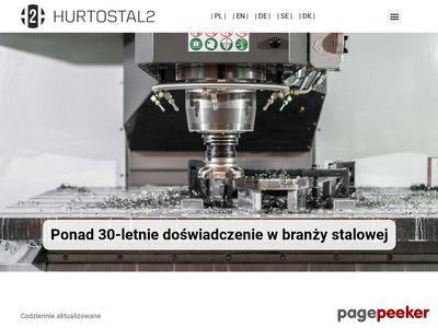 Hurtostal 2 Szczecin kraty