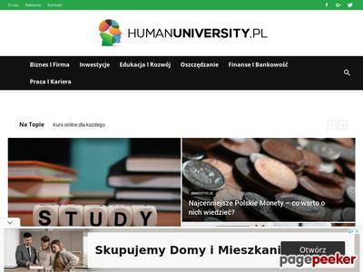 Humanuniversity.pl