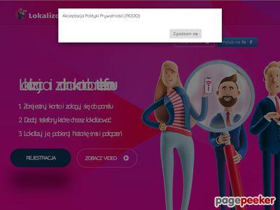Lokalizator - i-mobi.pl