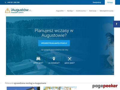 Augustów - poznaj jego uroki