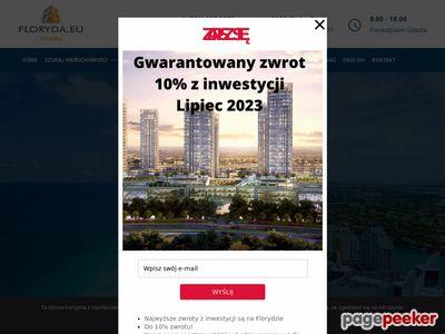 Domy Alicante Hiszpania