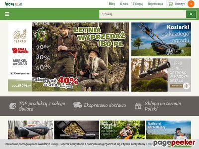 Sprzęt optyczny – fotopułapki i noktowizory – ibopl.pl