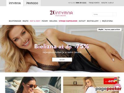 Bielizna sklep internetowy