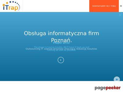 sieci komputerowe Poznań