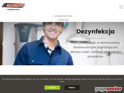 Www.jarchem.com.pl - dezynsekcja