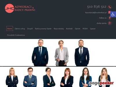 JHC Adwokaci, Adwokaci Opole