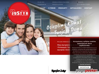 Producent styropianu