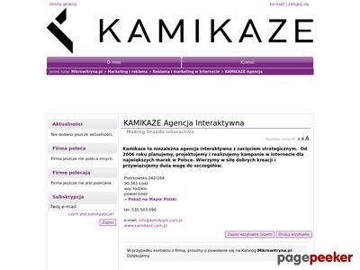 Kamikaze Agencja