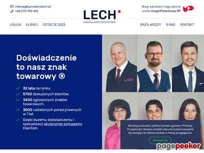 Kancelaria patentowa Lech