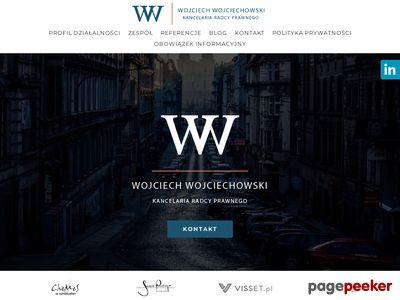 WOJCIECH WOJCIECHOWSKI usługi windykacyjne Poznań