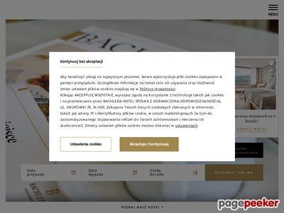 Hotel kasprowy
