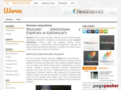 Esperal, wszywki oraz odtrucie alkoholowe w Klinice Katowice