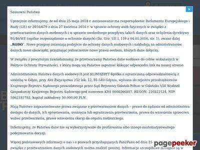Klimazbyt.pl
