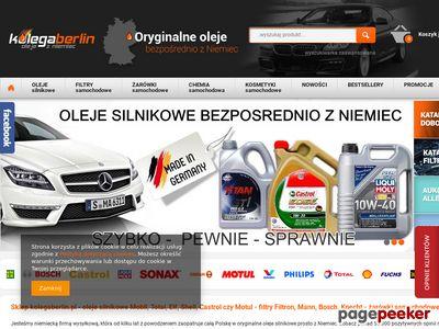 Mobil oleje silnikowe