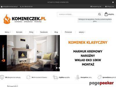 Kominki-krakow-kratki.pl - kominki Kraków kratki