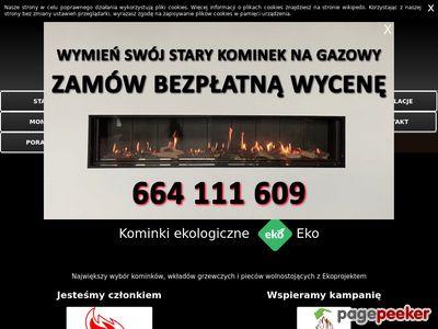 Kominki GP Kraków